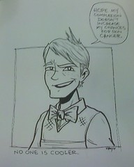 Jimmy Olsen is cool.