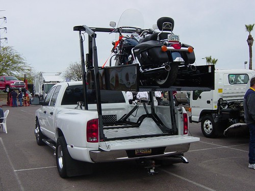 Lifted Dodge Ram 3500 Dually. Dodge Ram 3500 equipped with