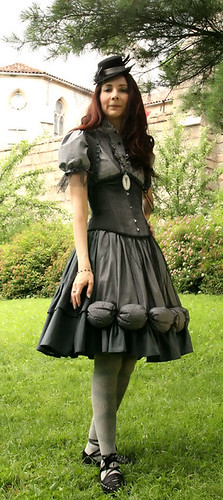 ArsenicOld_Lace at Gothic Lolita NYC Meet Up