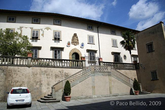 Palacio Episcopal. © Paco Bellido, 2009
