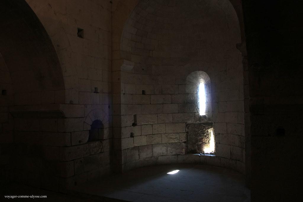Architecture typiquement romane