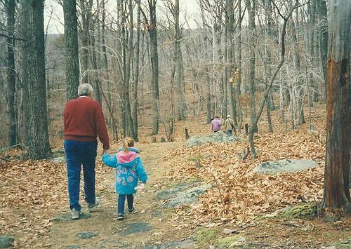 Grandpa y Una