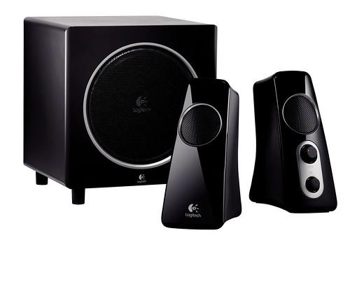 Logitech Multimedia Speaker System Z523