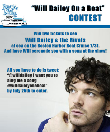 Will Dailey Cruise Concert Contest