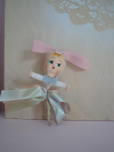 Bunny Girl Corsage