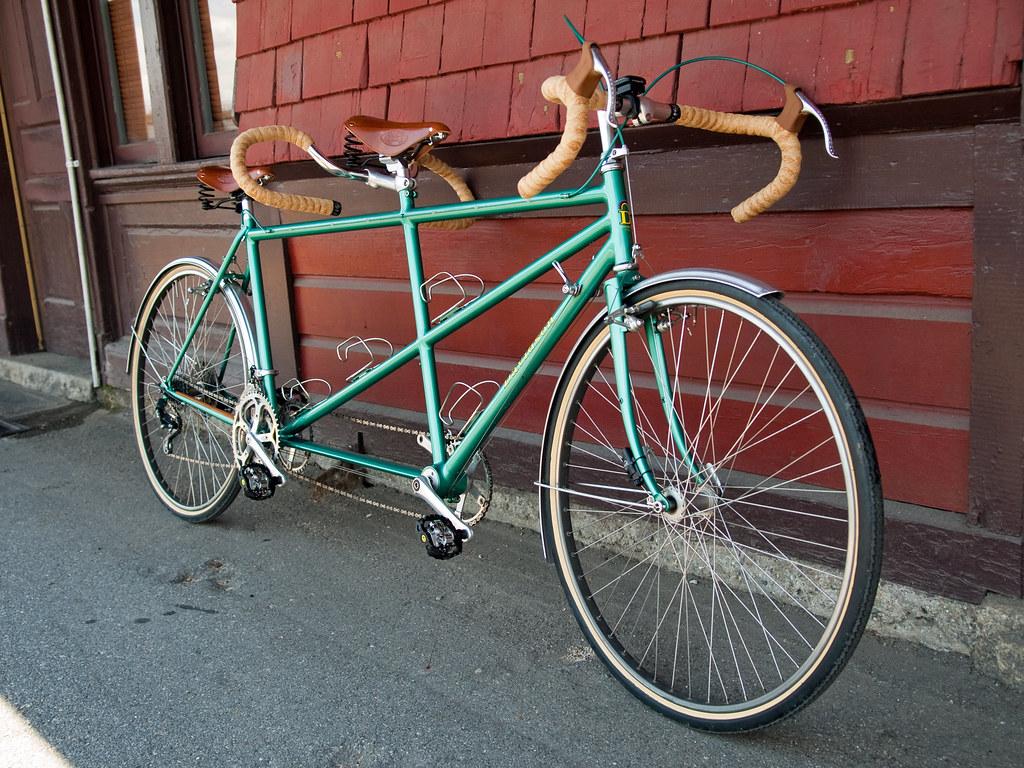 Davidson Tandem Bicycle - 1
