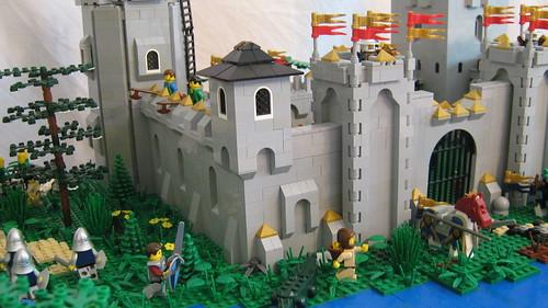 Dierham Castle