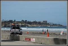 La Jolla Shores ~ (**Mary**) Tags: ocean california sea usa beach water coast sand marine sandiego shoreline lifeguard lajolla pacificocean shore coastline lajollashores 5photosaday americasawesomecity