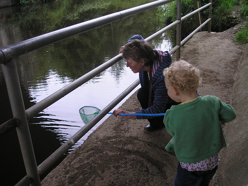 Fishing with Granny