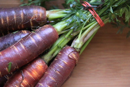 Purple Carrots?