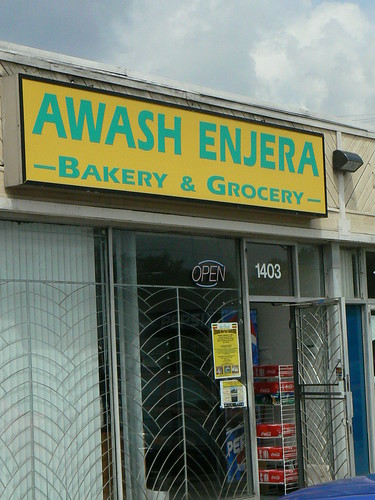 Awash Enjera Bakery