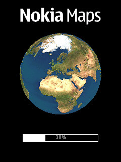 Nokia Maps Logo