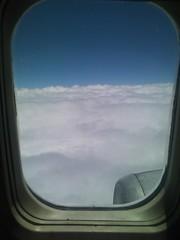 A Walk on Clouds (Muzzammil's Gallery) Tags: pakistan window clouds flight aeroplane pia skardu windowofopportunity aeroplaneengine cloudbed piaskarduflight skarduflight piaflight flighttoskardu