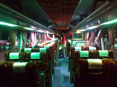 Inside a Florida Hino RM (Api II =)) Tags: bus florida deluxe interior philippines transport ilocos hino laoag norte rm gv