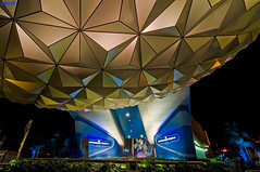 Our Amazing Journey Aboard Our Wide-Angle SpaceShip Earth (Tom.Bricker) Tags: longexposure vacation architecture america photoshop landscape orlando epcot nikon raw florida fireworks disney mickey disneyworld mickeymouse characters nikkor wdw dslr waltdisneyworld figment magical epcotcenter themepark ionic waltdisney spaceshipearth seimens worldshowcase futureworld orlandoflorida wdi lakebuenavista imagineering colorsaturation disneyresort nikondslr disneypictures tripo photoshopcs3 disneypics waltdisneyimagineering disneyphotos wedenterprises disneyphotography wdwfigment tombricker vacationkingdom vacationkingdomoftheworld disneyworldpictures waltdisneyworldpictures