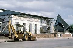 Photograph 0092 - Darwin NT Administrators Offices 1977 (kenhodge13) Tags: nt australia darwin esplanade courthouse policestation northernterritory cyclonetracy navaloffice ntadministratorsoffice
