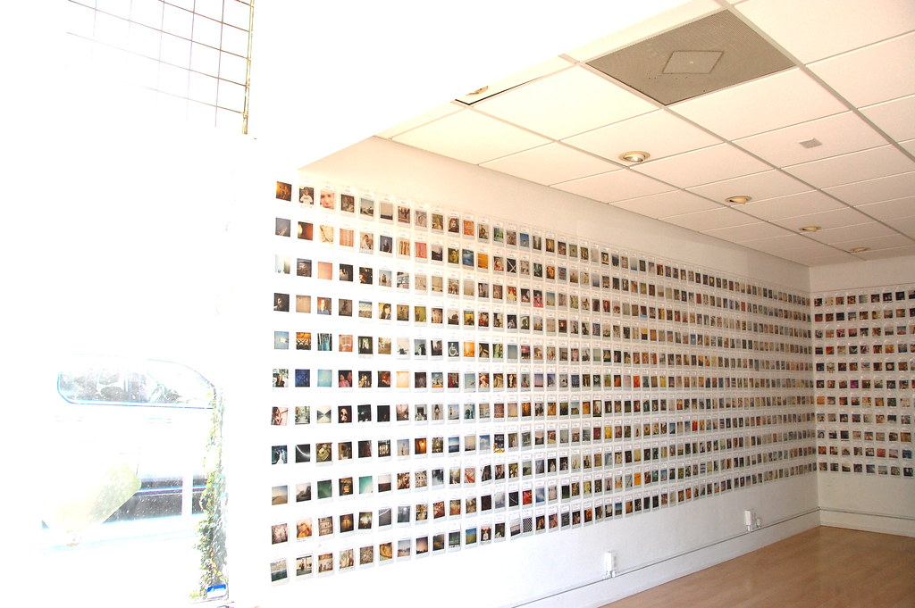 the polaroid exhibit