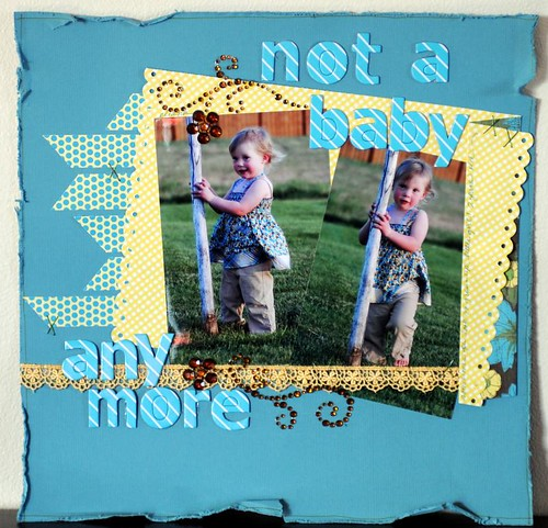 Recent Scrapbooking