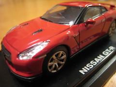 GT-R ミニカー