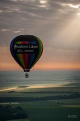 Une bulle multicolore.... (Explore) (RVBO) Tags: montgolfire canonef75300mmf456iiiusm