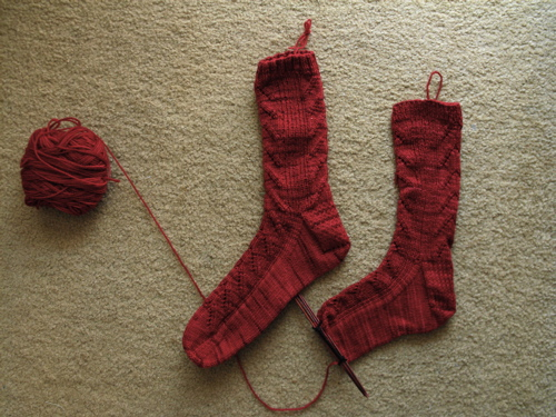 Nameless Socks