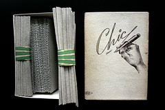 "Envelopes e papel de carta ""Chic"" (O respigador e a respigadora) Tags: old vintage stationery envelopes antigo papelaria papeldecarta"