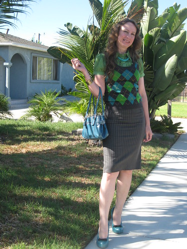 What I Wore 9-15-09