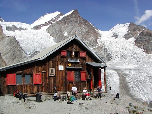 Val d'Ayas - Rifugio Mezzalama por ventofreddo.
