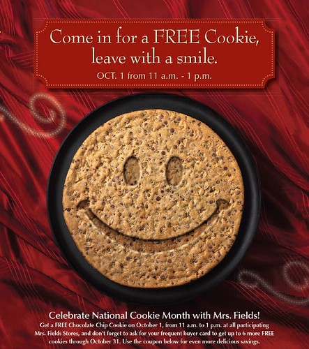 Free Cookie Day is Coming, Mark Your Calendars! blog image 1