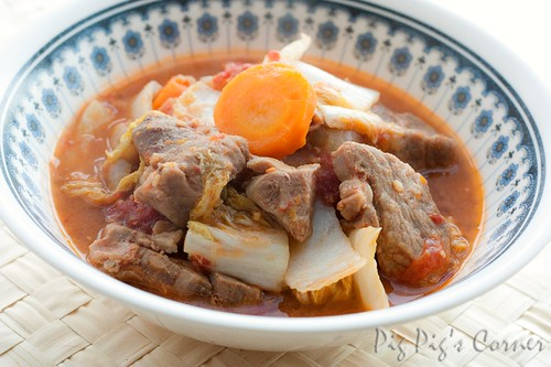 Chu Hou Pork Stew