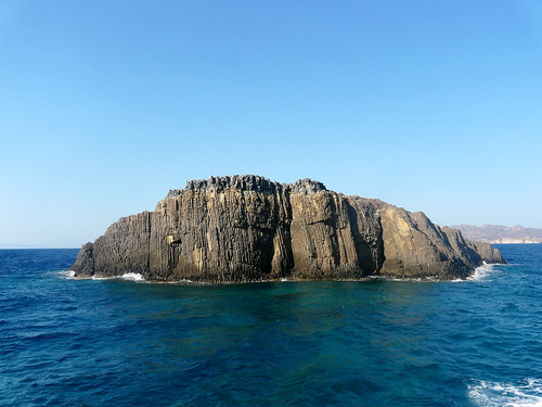volcanic little islands
