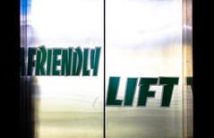 It's the Friendly Lift!