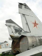 MiG-25PD  Khodynka Field (joseluiscel (two million views)) Tags: fighter moscow jet soviet russian mig mig25 khodynka