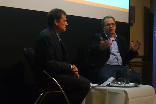 Evgeny Morozov's talk at the RSA