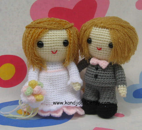 Flickriver: K and J Dollss photos tagged with amigurumi