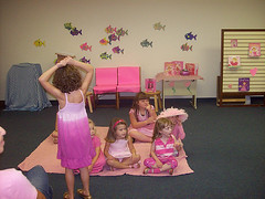 (storytimes) Tags: library storytime pinkalicious