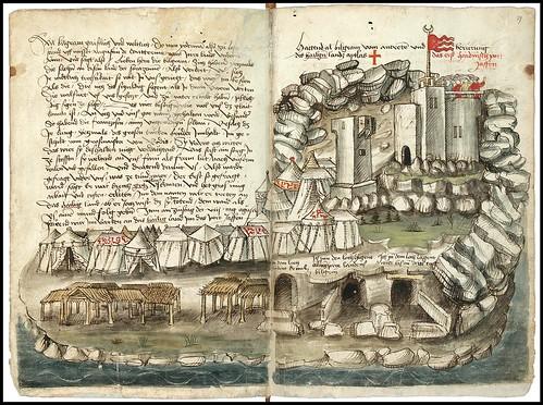 Konrad von Grünenberg - Beschreibung der Reise von Konstanz nach Jerusalem 1487 g