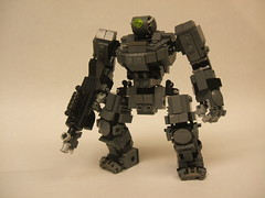 DSCF9039 (+DemonHunter+) Tags: lego machine wip walker vehicle futuristic mech moc hardsuit