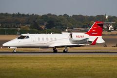 N62XR - 60-362 - Private - Learjet 60XR - Luton - 091013 - Steven Gray - IMG_2346
