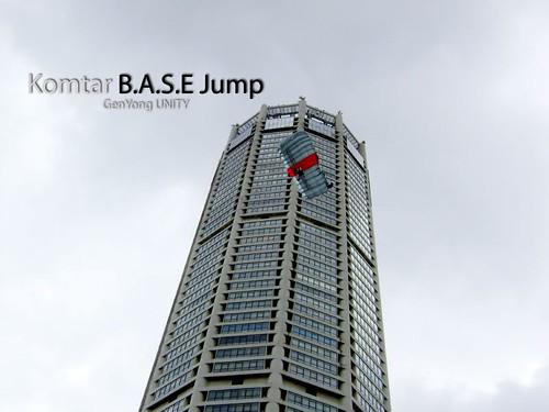 Komtar B.A.S.E Jump