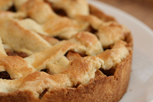 Dutch apple tart / Hollandi õunapirukas