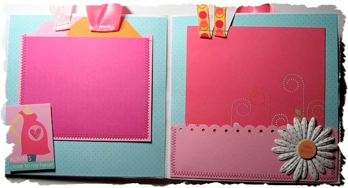 """Pregnant"" Paper Bag Mini Album"