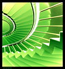 lemon green (sediama (break)) Tags: green stairs germany pentax hannover treppe explore staircase grün treppen treppenhaus anawesomeshot sediama ©bysediamaallrightsreserved