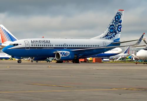 Vé máy bay Moskovia Airlines