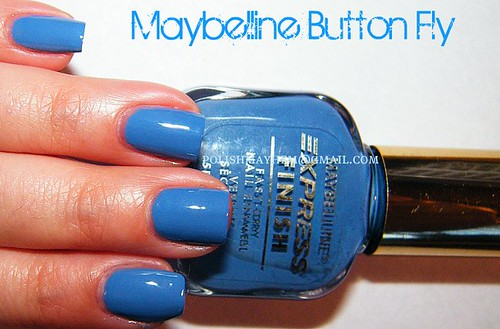 Maybelline Button Fly