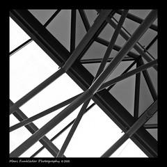Washington National Air and Space Museum (Marc Funkleder Photography) Tags: blackandwhite bw usa white abstract black architecture washingtondc blackwhite washington noiretblanc nikond70 airandspacemuseum