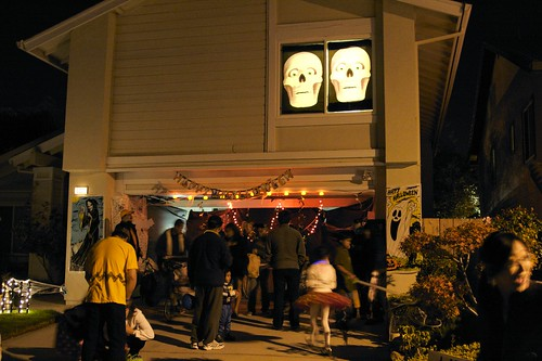 Halloween Safe Streets in Foster City