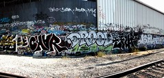 char, drool, efurt, jail () Tags: graffiti los angeles jail usc drool char ee jdi ogk h2k efurt