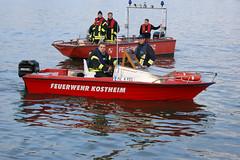 Aktion Brückenschlag der Jugendfeuerwehr - 31.10.09