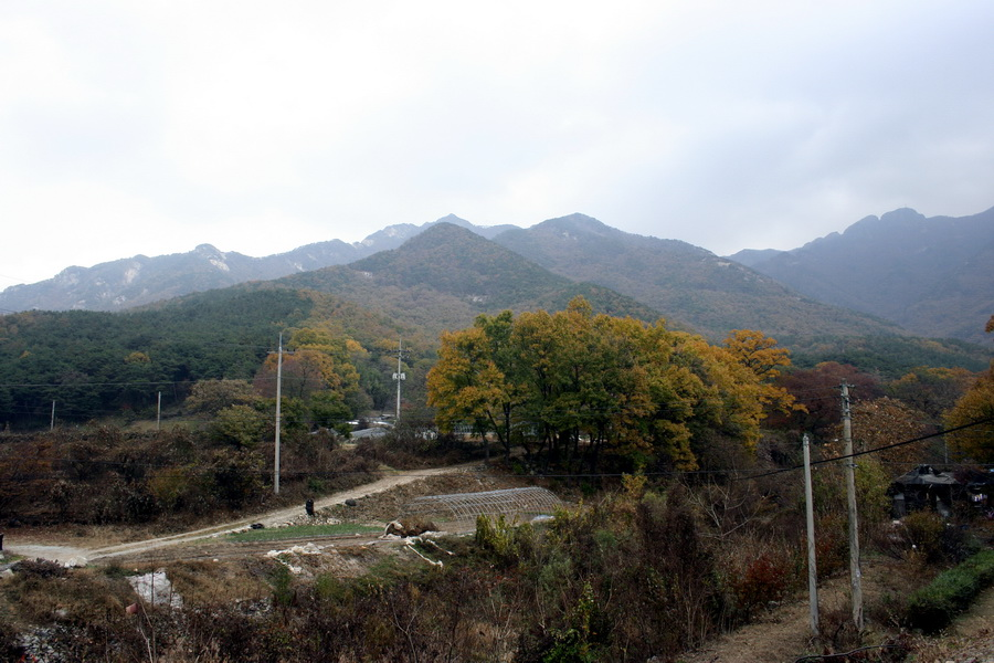 Gyeryongsan (near Shinwonsa temple)1